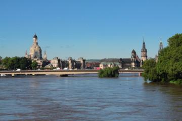 Hochwasser - Dresden