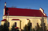 Our Lady od Scapular church in Lutomiersk