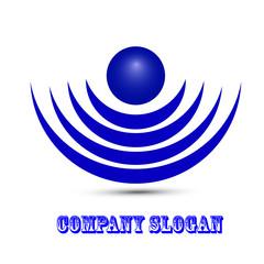 векторный логотип компании