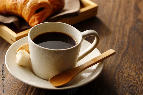 Fotobehang Cafe カフェ コーヒー cafe coffee
