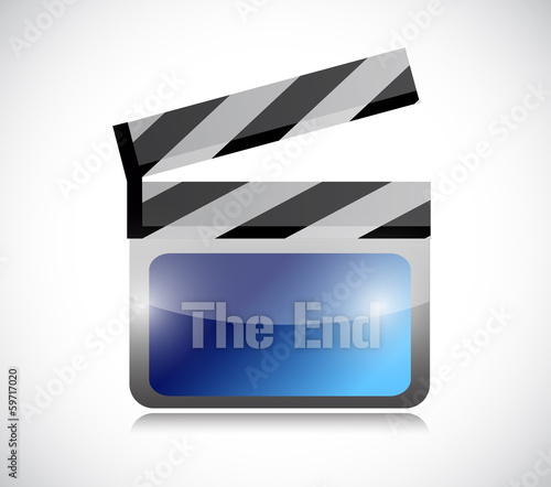 the end movie clapper