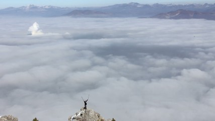 sisli dağlar