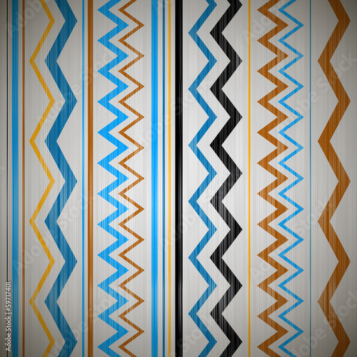 Abstract Retro Textile Background