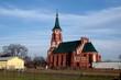 Kazimierz nad Nerem church