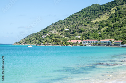 Grand Case Beach Club in Saint Martin