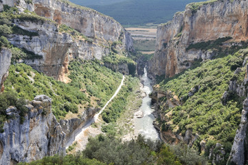 Foz de Lumbier, Navarra (España)