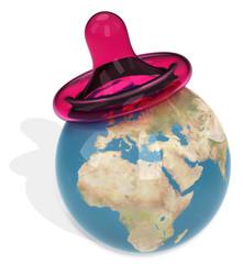 HIV auf der Welt