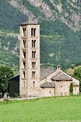 Iglesia románica de Sant Climent de Taüll, Cataluña (España)
