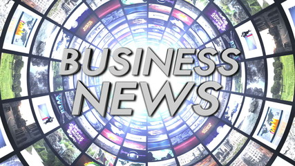 Business News in Tunnel, Loop