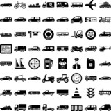 Fototapety Shapes Transport