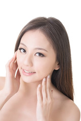 Asian beauty skincare