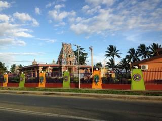 hindu temple fiji