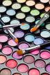 Colors of makeup