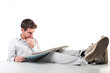 Reading Guy