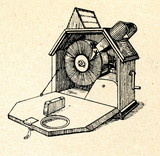 Mutoscope - an early motion picture device