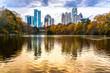 Leinwanddruck Bild - Atlanta, Georgia, USA