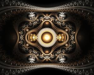 Grand julian fractal