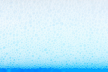 soap foam background
