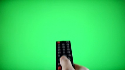 Remote Control Television with Chroma