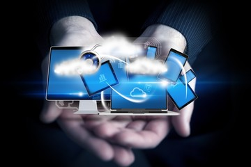 Mobile Technology in Hands