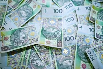 100 Polish Zloty Bills
