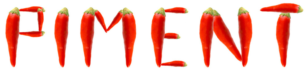 piment rouge thaï