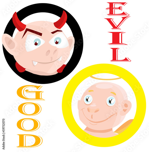 goodness and evil