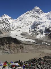 Mt Everest, Himalayas