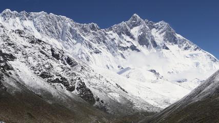Himalayas, lhotse