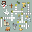 crossword religion