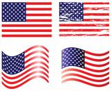 USA, American Flag