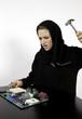 Arab Student Decides To Break A Hardware Problem