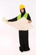 Arab Woman Engineer