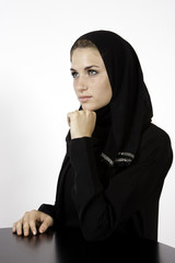 An Arab Student Thinks About Her Career Options