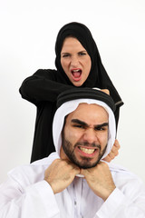 Arab Girl Serious About Divorce