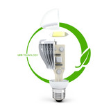 Led lamp energy save