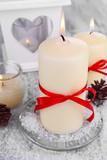 Elegancka świeca - 59757827