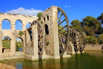 Syria - Norias of Hama