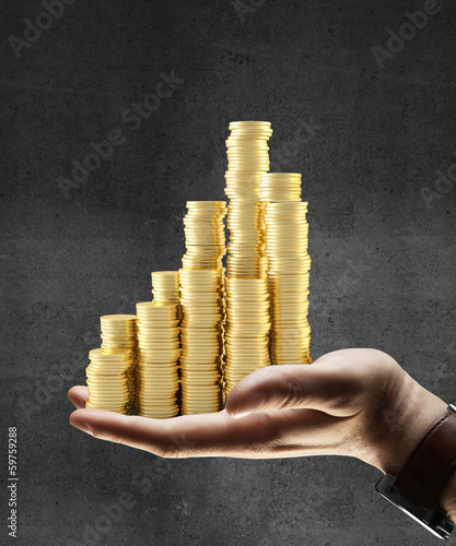 gold coins city