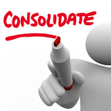 Consolidate Writing Word Combine Groups Stronger Company Consoli
