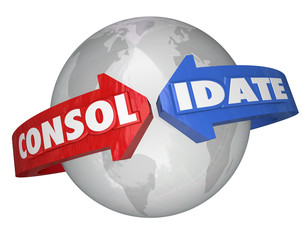 Consolidate International Business Groups Consolidation Global T