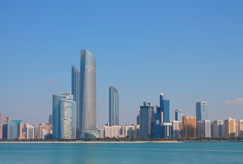 Abu Dhabi Buildings