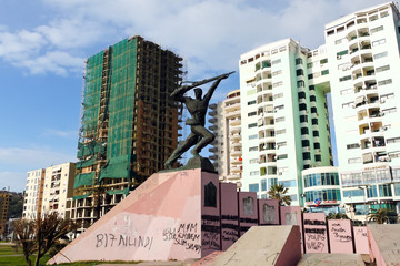 無名戦士の像