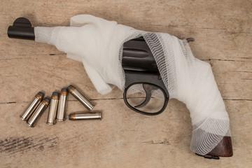harmed gun