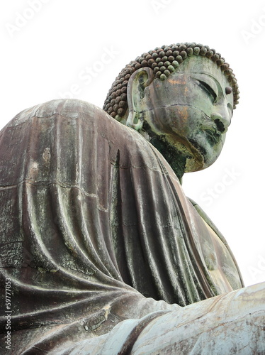 Buddha sculpture-Japan