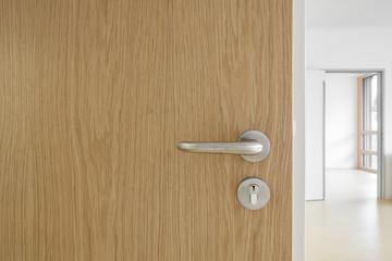 Zimmertür Eingang  © Matthias Buehner
