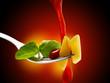 pomodoro pasta e basilico