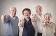 Happy Old Men
