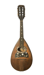 Mandoline of the beginning of 20 centuries