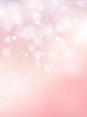 シャボン玉 桜 背景